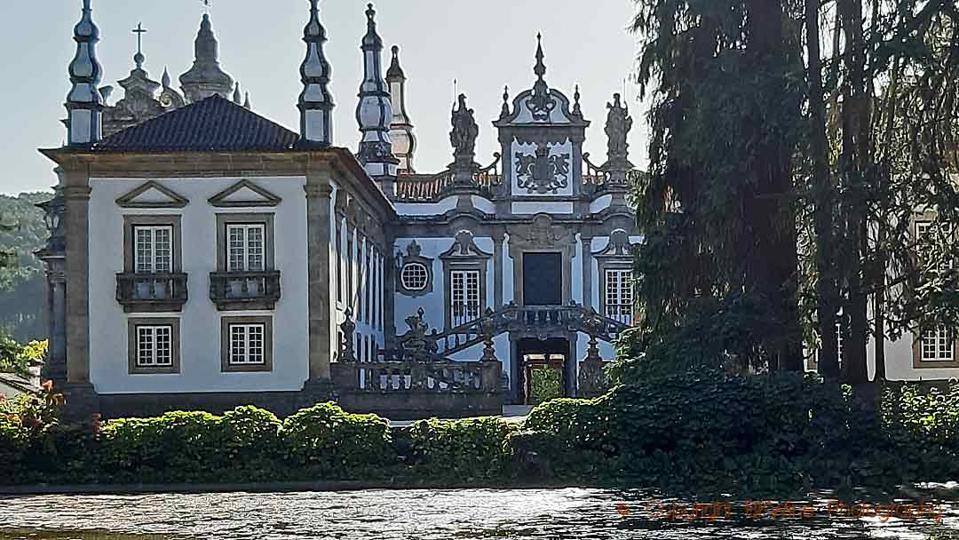 Palácio de Mateus in Vila Real
