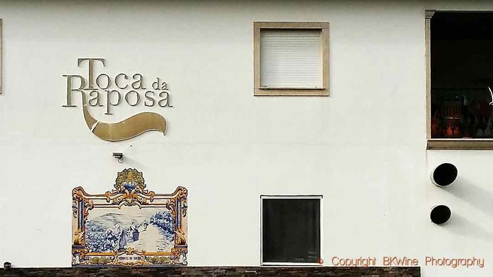 Restaurant Toca da Raposa in Ervedosa