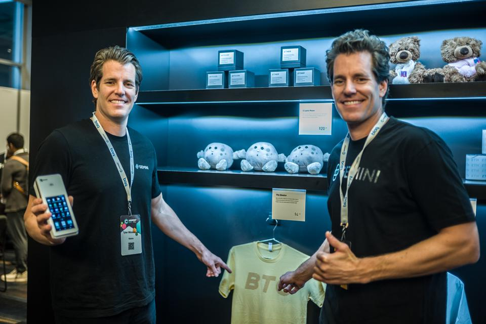 As Bitcoin Roars Into 2020, The Winklevoss Twins Make Wall Street Warning