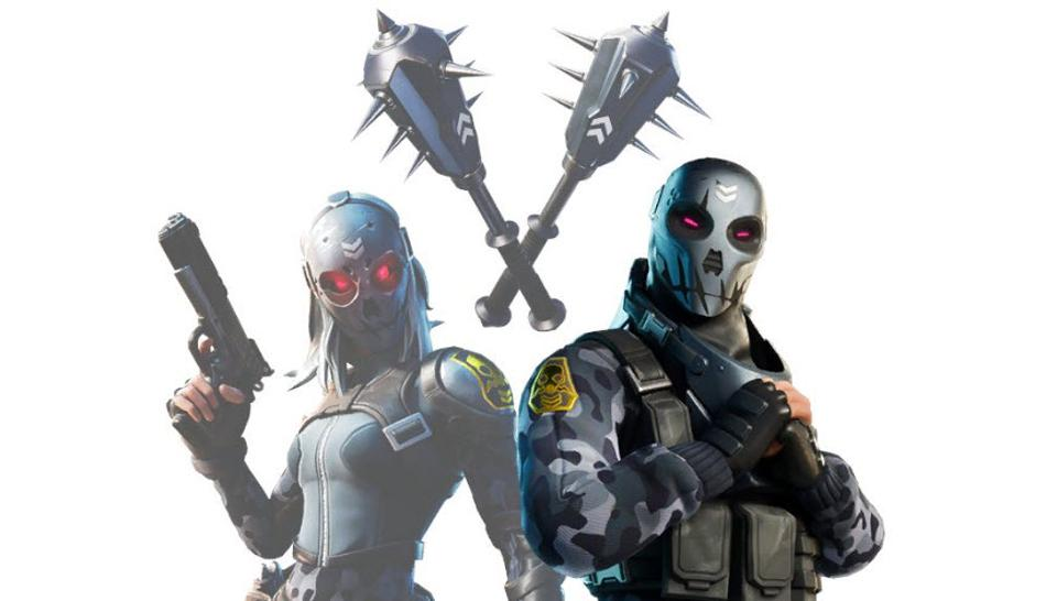 Here Are All Fortnite's Patch v11.40 Leaked Skins And Cosmetics