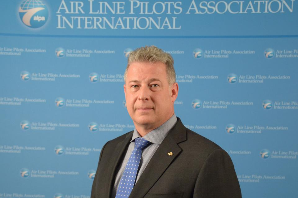 Capt. Todd Insler is a Boeing 757 captain.