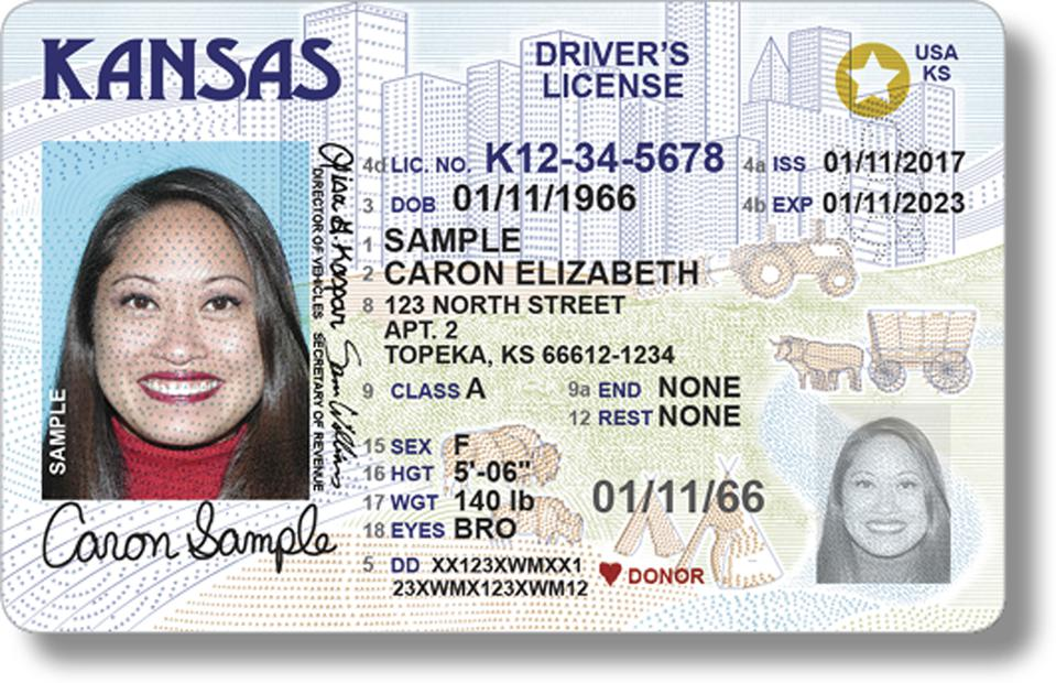 Kansas Real ID