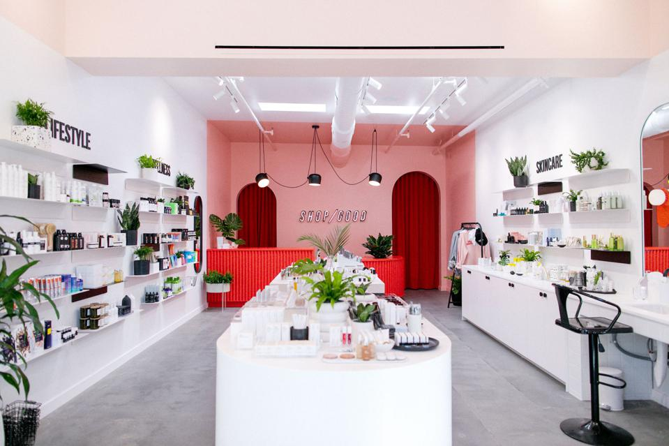 One Paseo Shop Good Clean Beauty San Diego