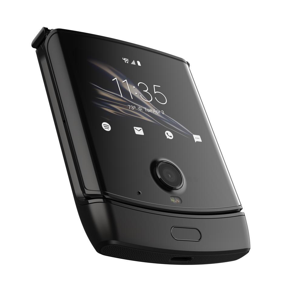 Motorola's upcoming Razr.