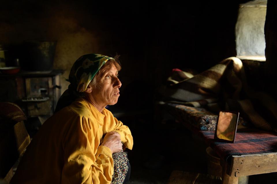 Tamara Kotevska and Ljubomir Stefanov's 'Honeyland'