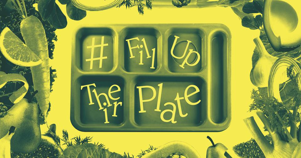 Fill UP Their Plate Image