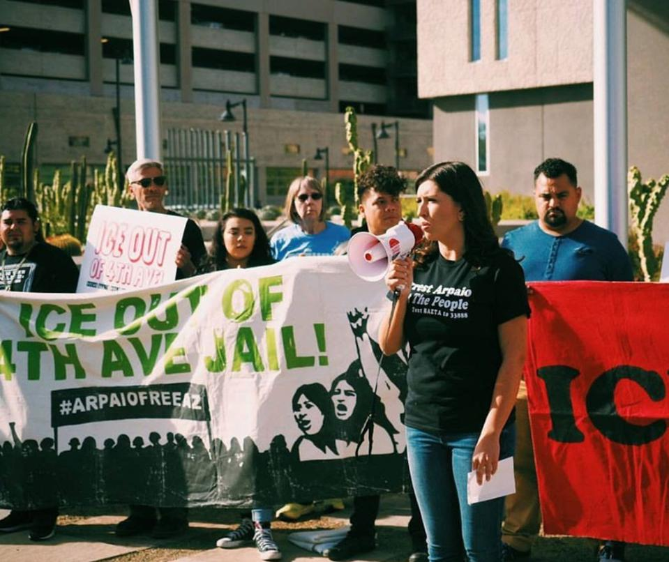 Investing In Immigrant Surveillance: Palantir And The #NoTechForICE Campaign