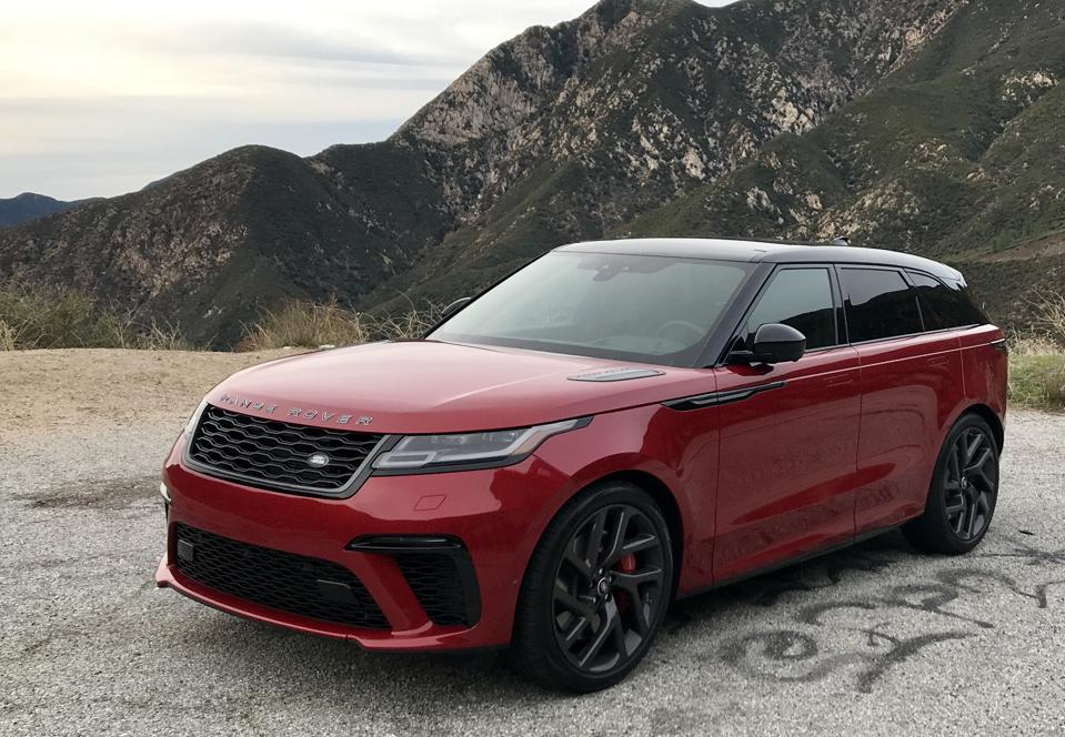 Range Rover Velar SVAutobiography Dynamic: Long Name For An Exceptional High-Performance SUV