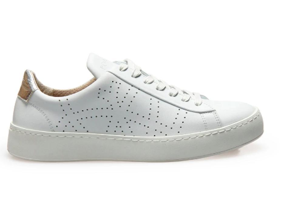 A sneaker from Po-Zu's line