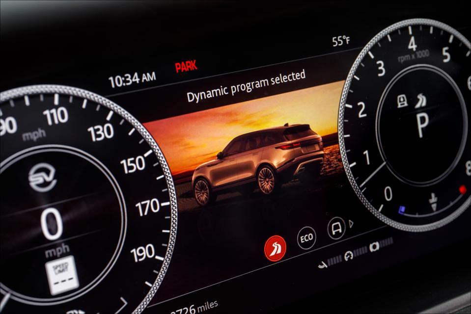 Range Rover Velar SVAutobiography Dynamic Edition.