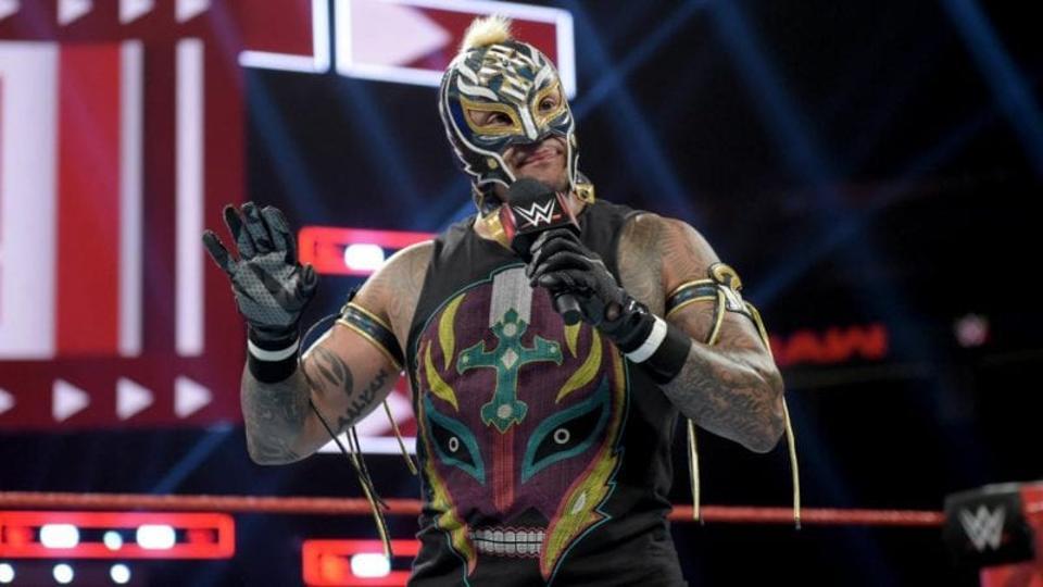 WWE Rey Mysterio AEW