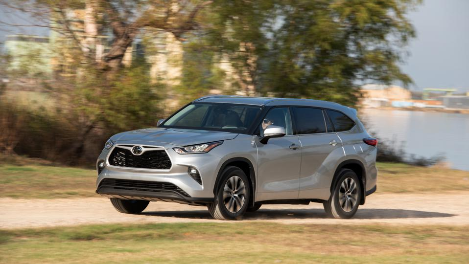 A just released study finds the Toyota Highlander is the vehicle original owners are most likely to hold onto for 15 years or more.