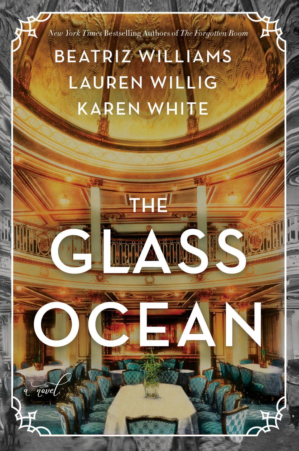 the glass ocean novel book cover beatriz williams lauren willig karen white authors