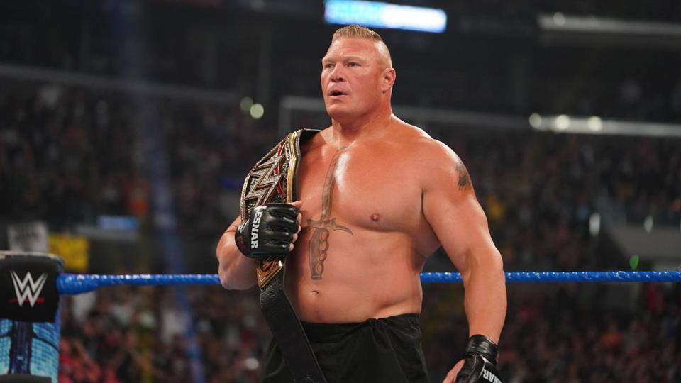 Brock Lesnar To Use AEW For Leverage Against WWE Amid 2020 Free Agency