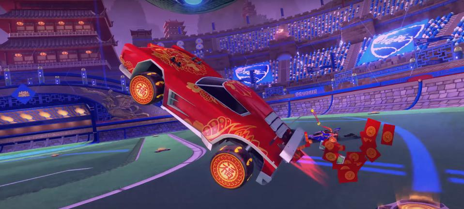 Rocket League's Latest Event Trailer Teases Fans' Most-Requested Cosmetic