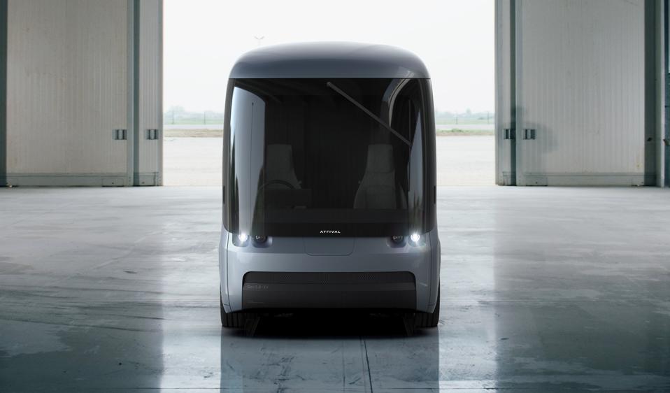 Arrival Electric Van.