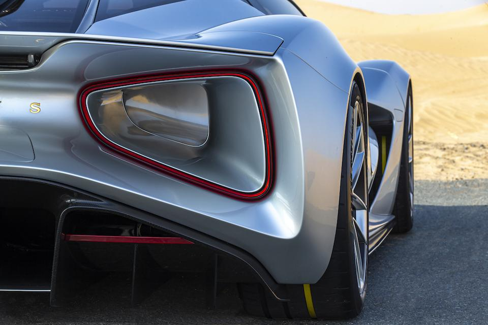 The Story Behind Lotus Design And The Electric Hypercar Evija Effect