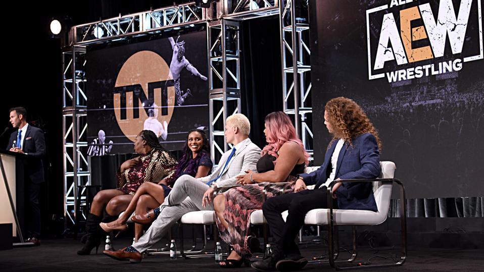 TBS + TNT Summer TCA 2019 - Presentation