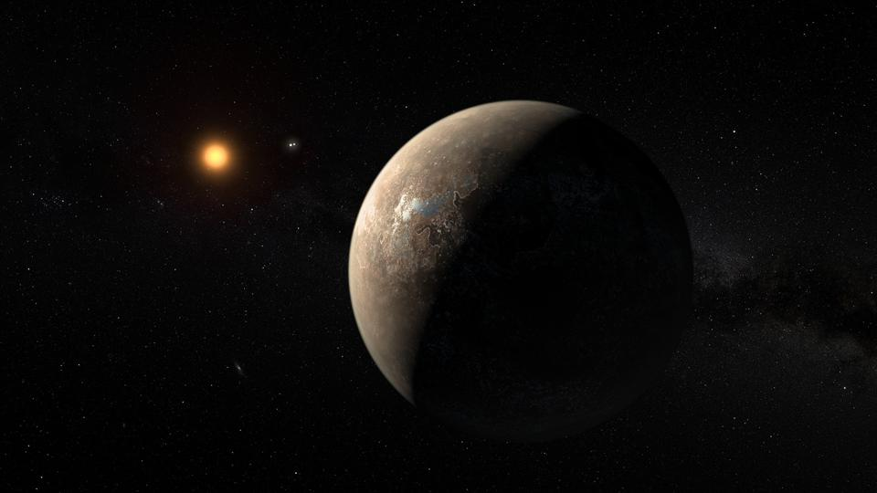 A Potential Second Planet Has Been Found Around The Nearest Star To Our Sun