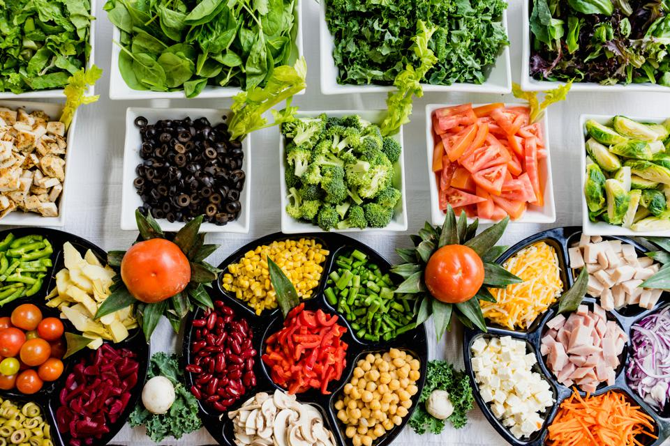 Personalized diets can help health and well-being.