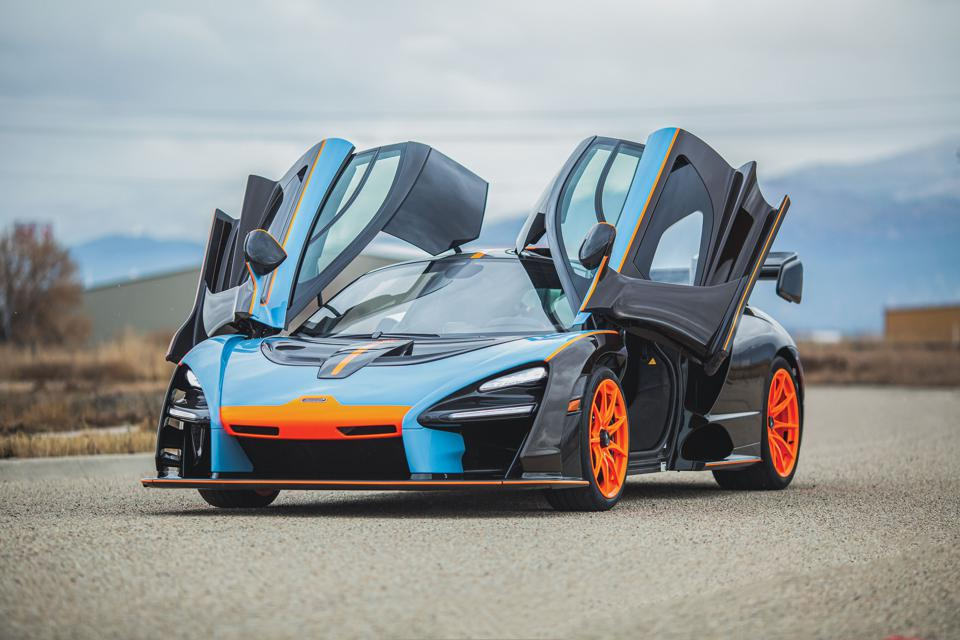 Three Incredible Supercars from the 2020 RM Sotheby's Scottsdale Auctions