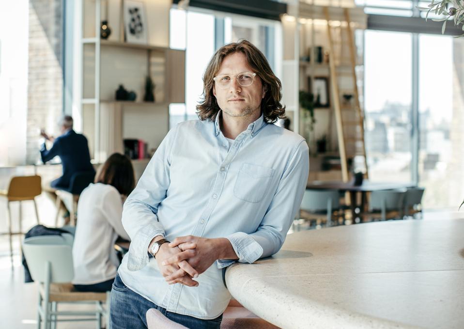 Dr Nick Taylor, co-founder of Unmind.