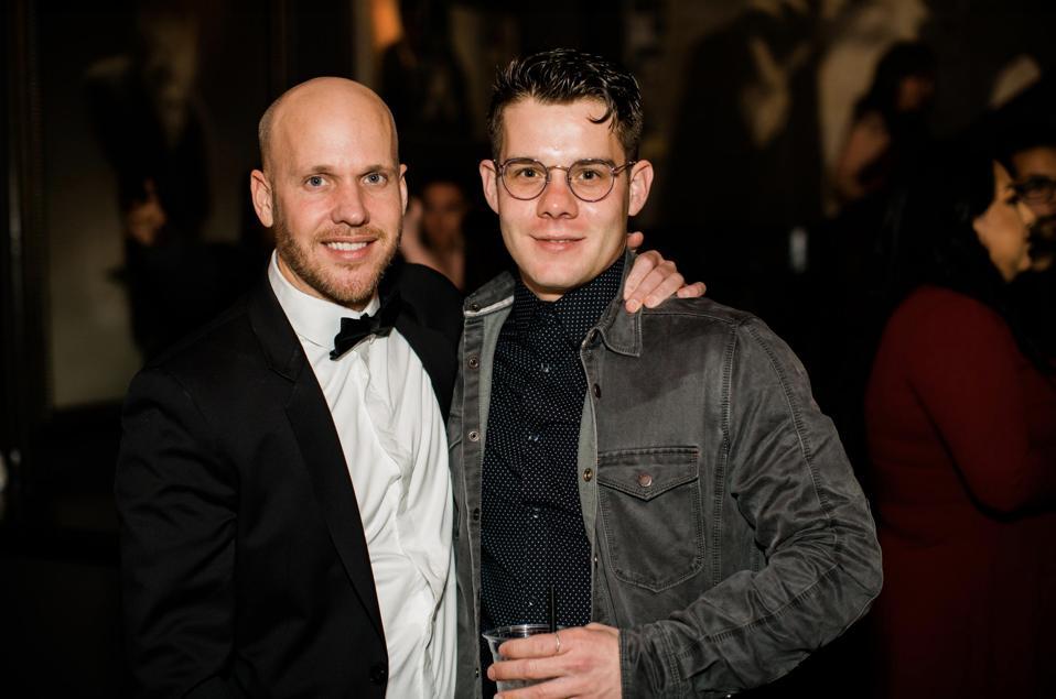 Chris Rebentisch and David Hafsteinsson