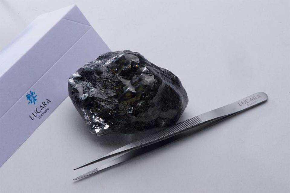 The Sewelo Diamond, recovered by Lucara Diamond Corp in April 2019