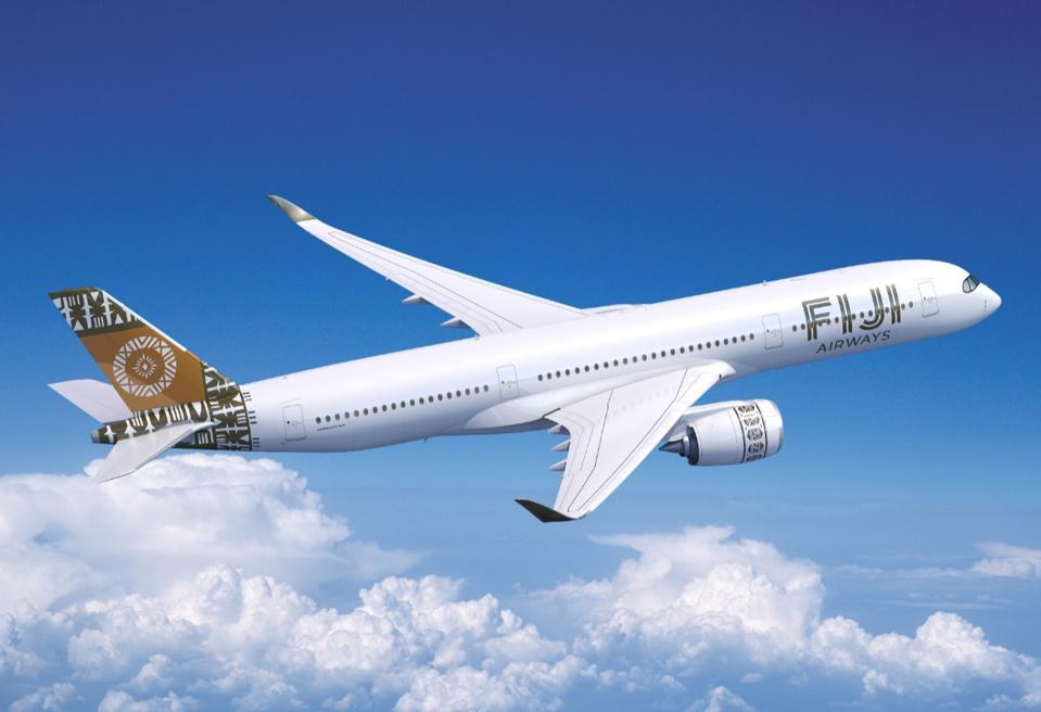 LAX Gets New Fiji Airways Plane