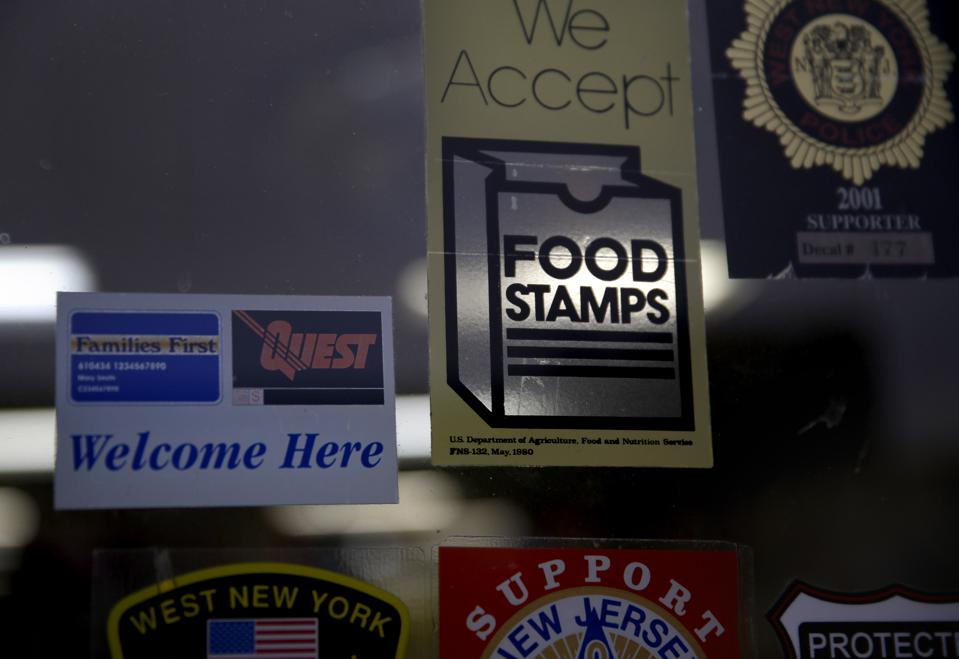 Faster Food Stamps