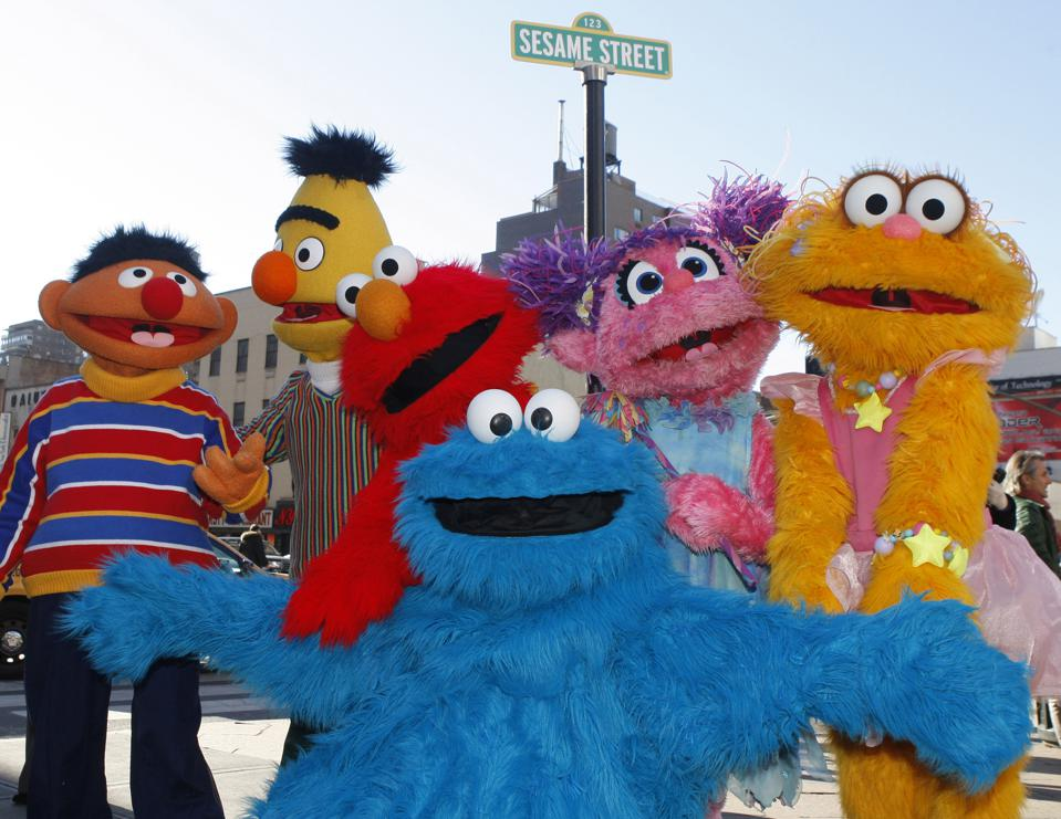 What Sesame Street Can Teach Us All About Evolving On Purpose