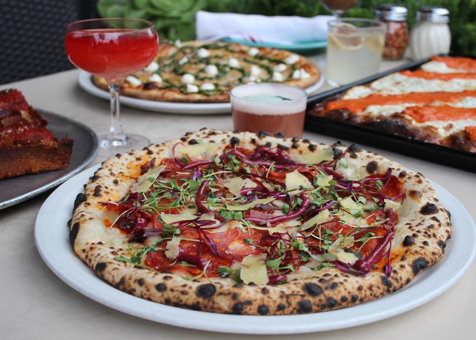 Pizza Porto is Tony's most recent award winner.