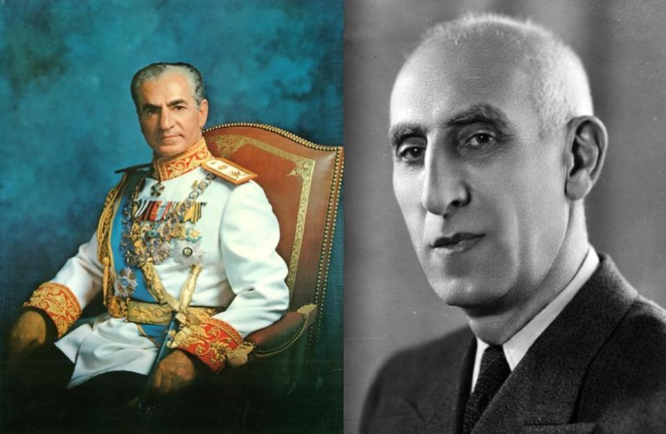Shah and Mossadegh