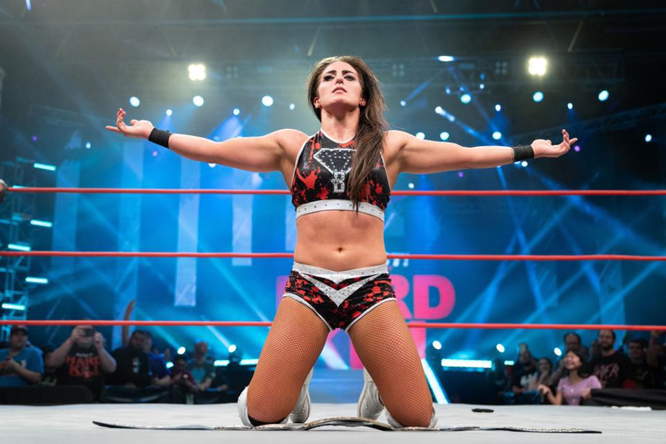 Tessa Blanchard Releases Official Statement Addressing Racial Slur Allegations