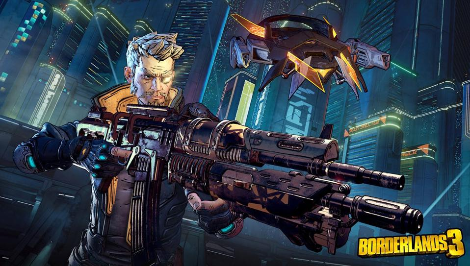 New 'Borderlands 3' Hotfix: Moze, Zane, FL4K Buffs, ION Cannon Nerfs
