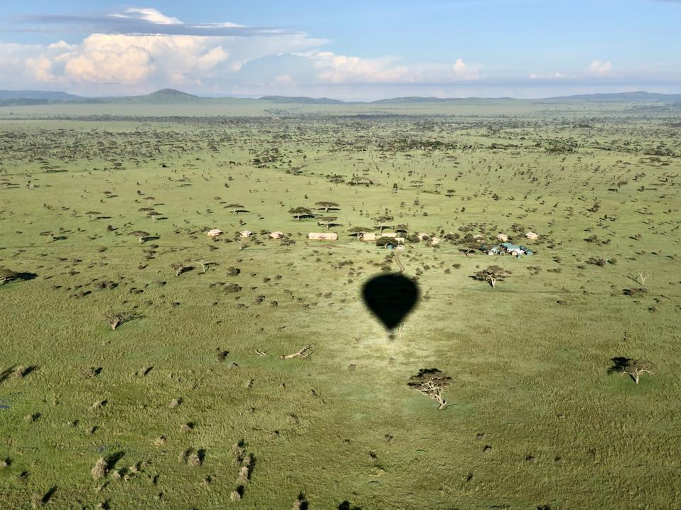 Meliá Serengeti Lodge Miracle Experience Hot Air Balloon