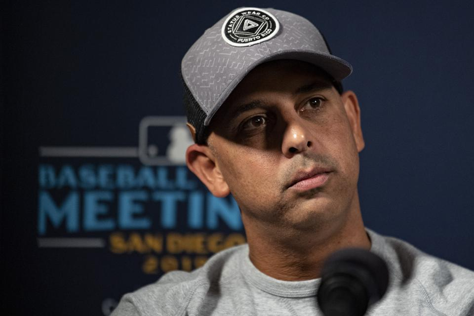 If Braves' Coppolella Banned For Life, Cora Should Be Banned, Too