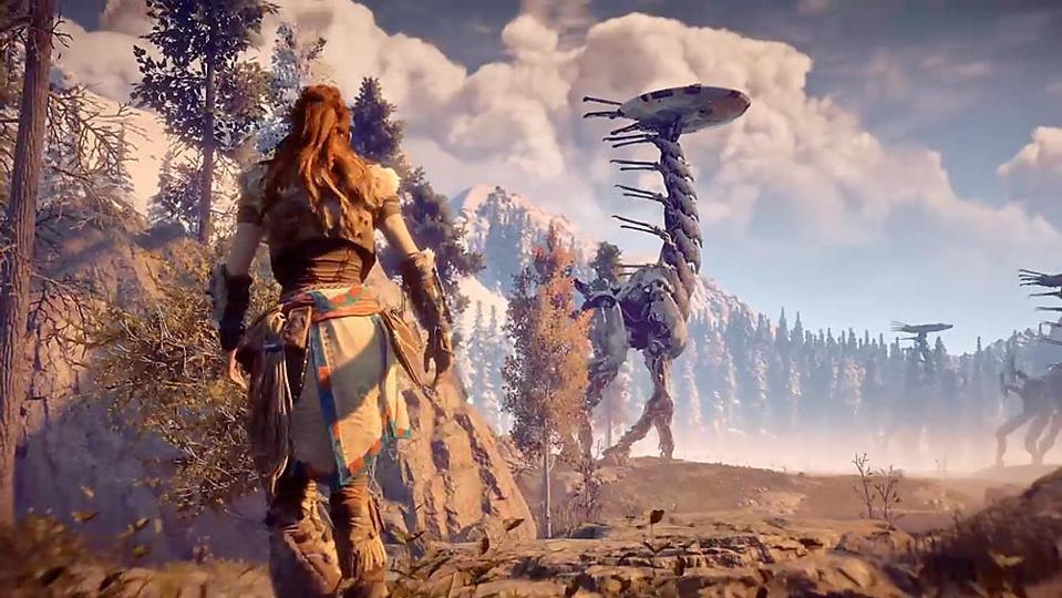 Image result for horizon zero dawn pc