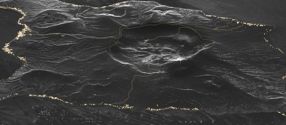 Dramatic Changes At The Heart Of Taal Volcano Spied By Satellites