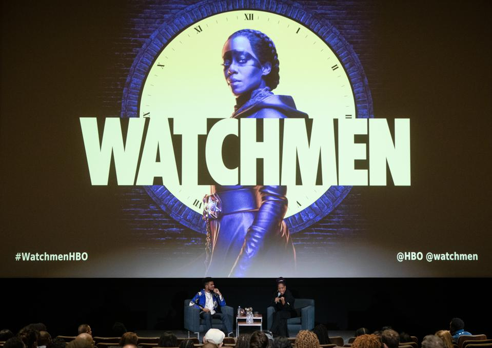 San Francisco Premiere of ″Watchmen″ From HBO