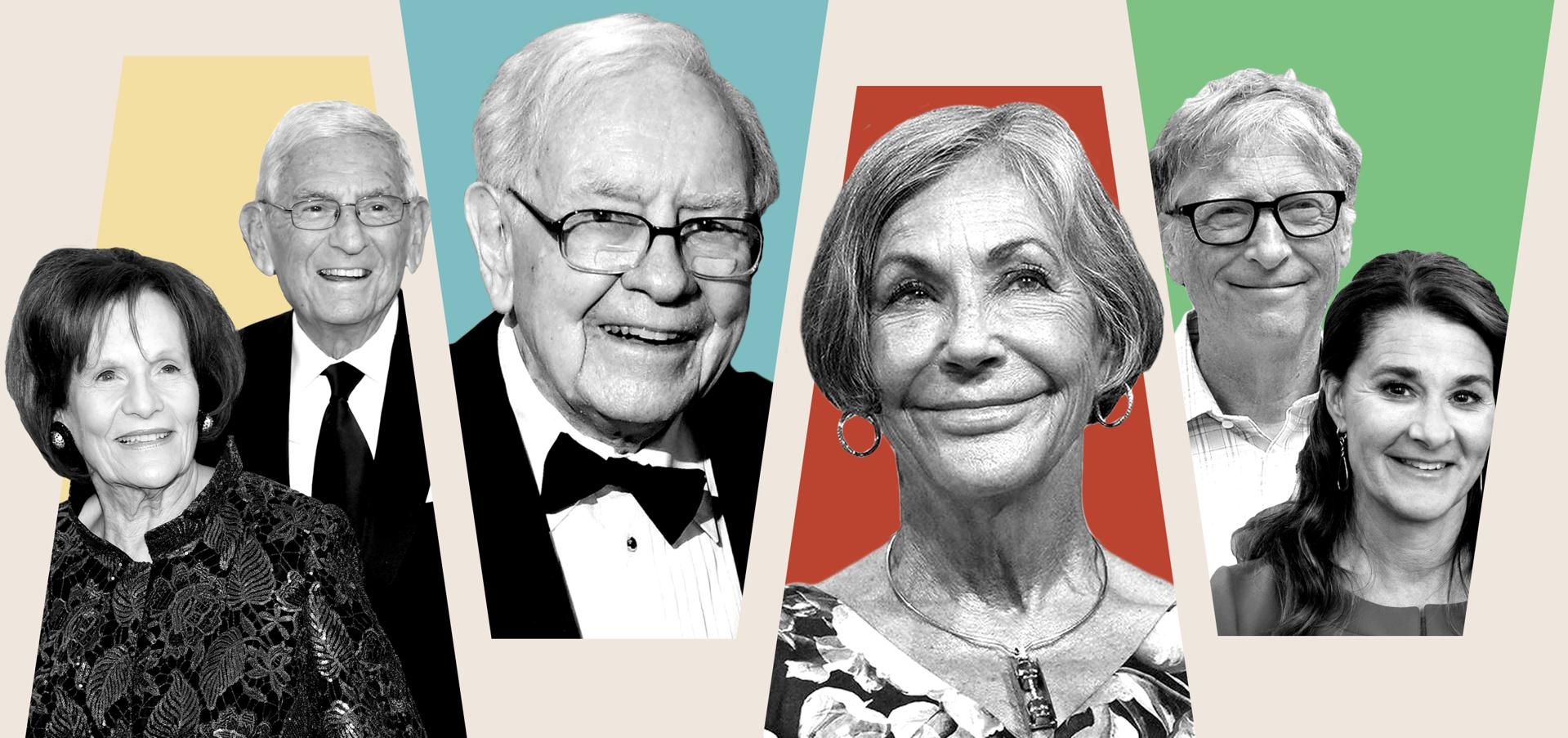 From Buffett to Bloomberg: The 25 Philanthropists In America Making The Biggest Donations
