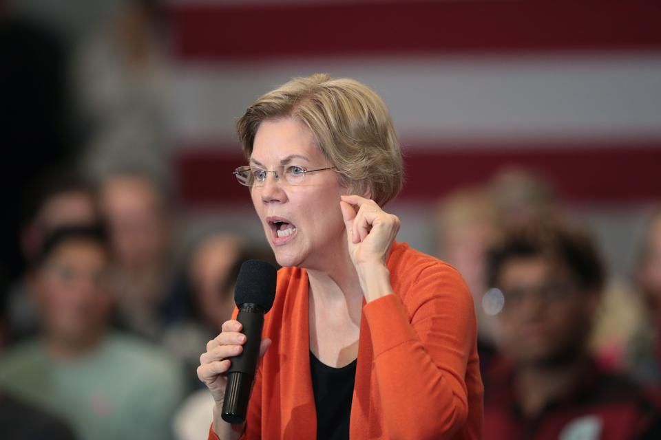 Elizabeth Warren Stresses The Importance Of Technology In New Disability Policy Plan