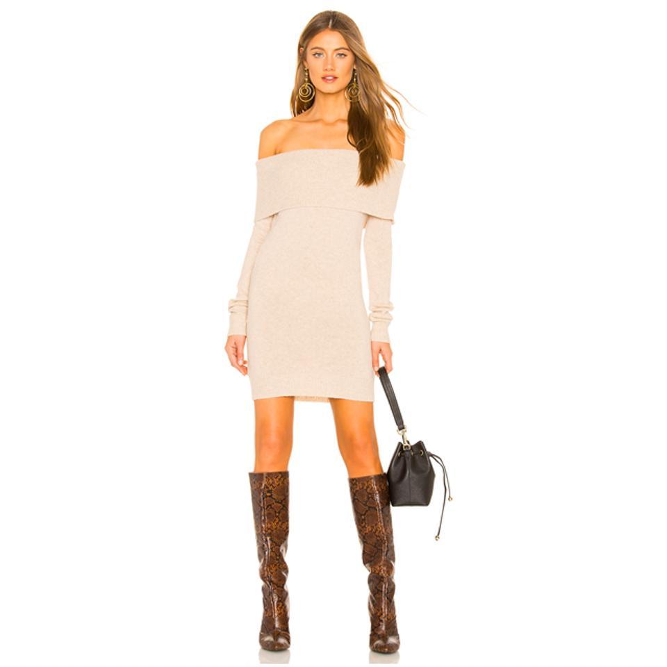 Tularosa Dreamin Sweater Dress