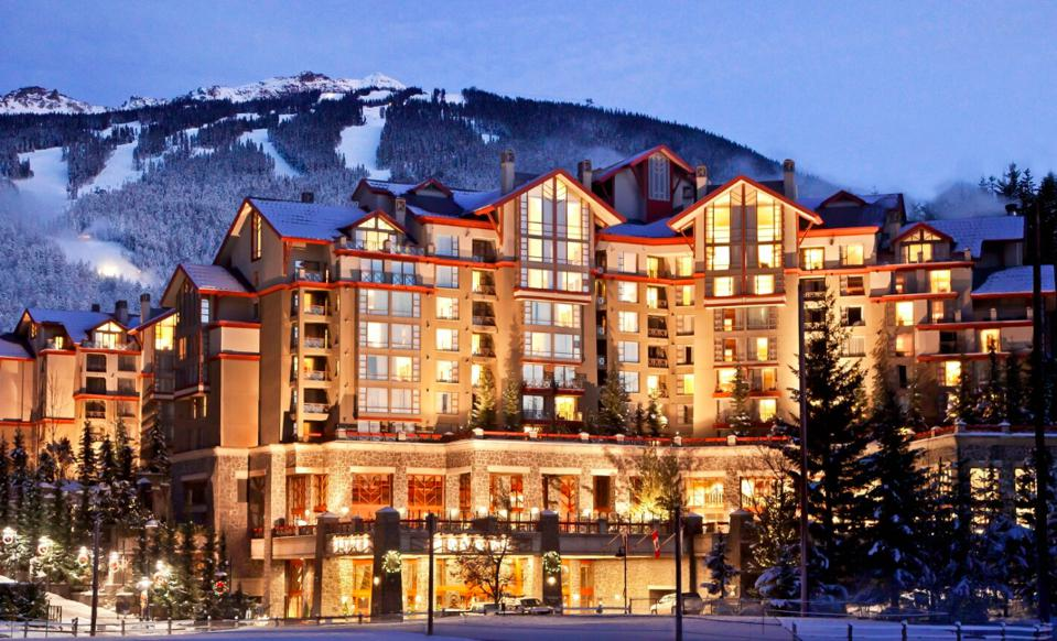 Where To Eat, Drink, And Stay In Whistler This Winter