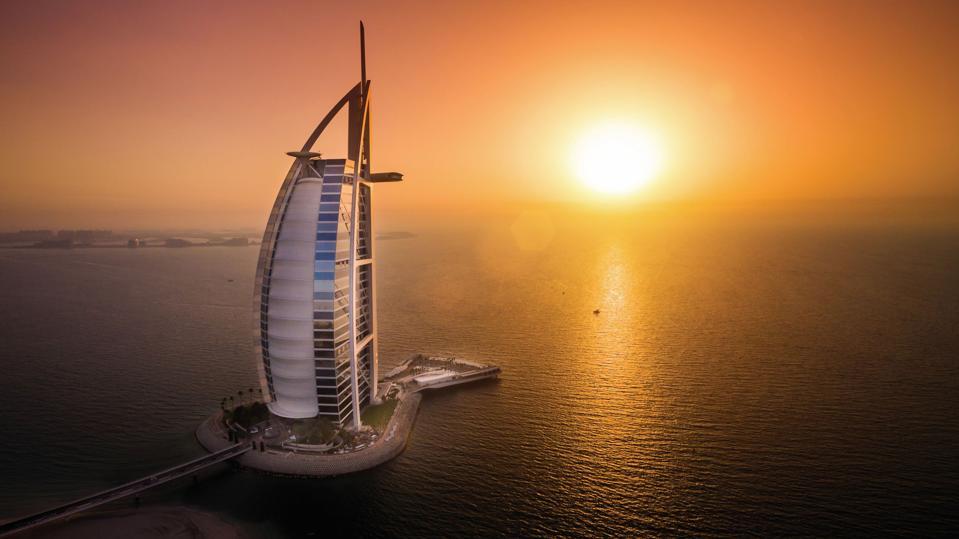 Dubai's most iconic hotel