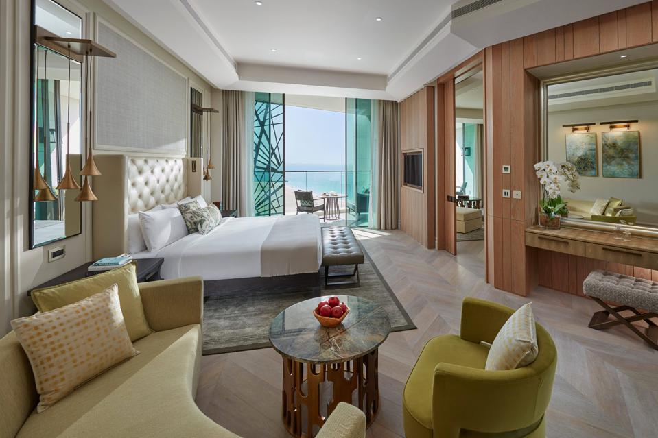 Serenity in a suite