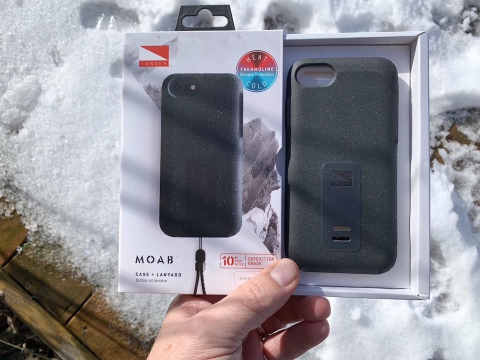 Lander Moab iPhone case review