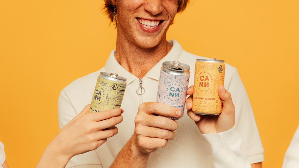 Cann produces cannabis-infused beverage products that are low in calories.