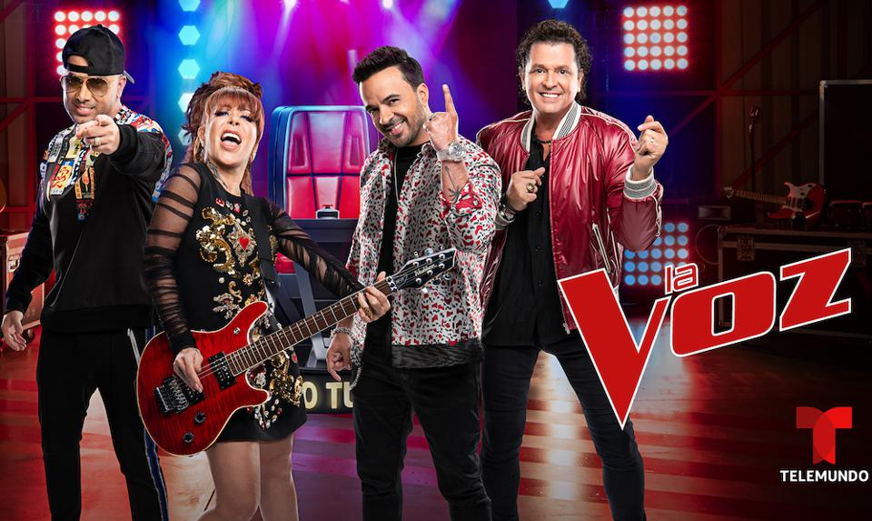Luis Fonsi Excited Over 'La Voz' Season 2 Premiere On Telemundo