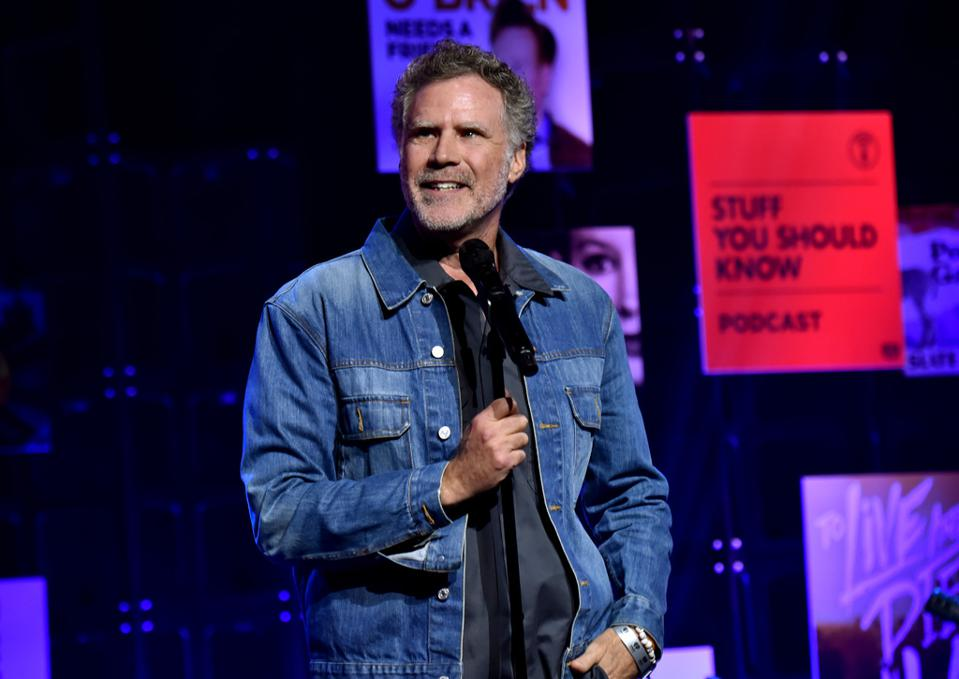 Will Ferrell at the iHeart Awards